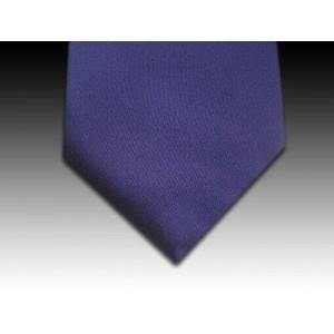 Plain Pure Italian Silk Tie in Royal Blue
